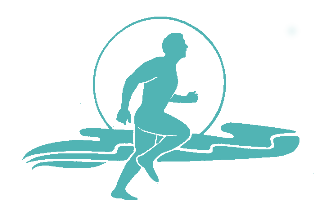 Coast Physical Therapy - Running Man Logo